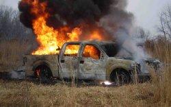 Сэрэмжлүүлэг: 36-40 насны дөрвөн эрэгтэй машинтайгаа шатаж нас баржээ
