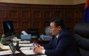 """УИХ-ын дарга олон улсын """"Виртуал парламент"""" сэдэвт онлайн хэлэлцүүлэгт оролцлоо"""