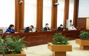 ЭЗБХ: Улсын Их Хурлын тогтоолын төслийн анхны хэлэлцүүлгийг хийлээ