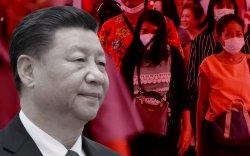 ФОТО: Хятад улс төрийн далбаагаа бөхийлгөн гашуудаж байна