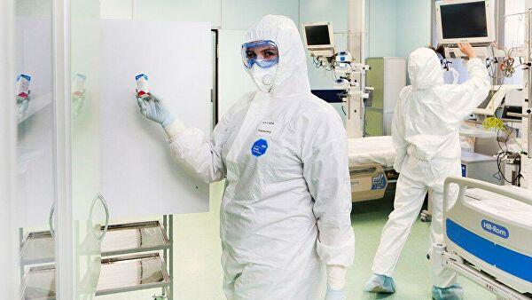 Москва хот 24 эмнэлгийг Covid-19-ийн өвчтөнүүдэд зориулан өөрчилнө