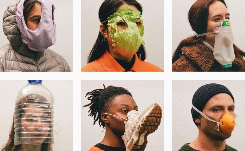 Фото: Дэлхийн хүмүүс маскийг боломжоороо орлуулж байна