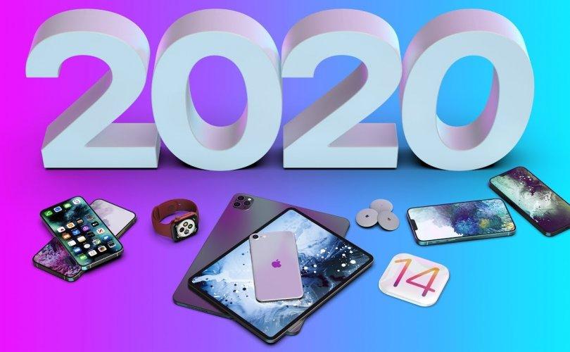 Apple ирэх намар iPhone 12 ухаалаг утсаа танилцуулна
