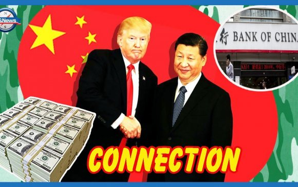 """Дональд Трамп Хятадын банкинд их хэмжээний """"өртэй"""""""