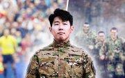 Сон Хын-Мин Өмнөд Солонгост тэнгисийн цэргийн бэлтгэлд хамрагдана