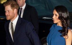 Хунтайж Харри эхнэртэйгээ хамт Лос Анжелест нууцаар буян үйлдэж явна