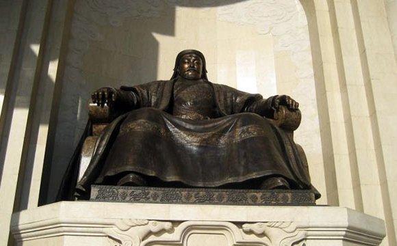Чингис хааны музейн Эрдэмтдийн зөвлөх Б.Рэгдэл тэргүүтэй эрдэмтдийн сонорт