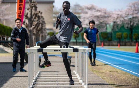 Өмнөд Суданы тамирчид Японд бэлтгэлээ хийж байна