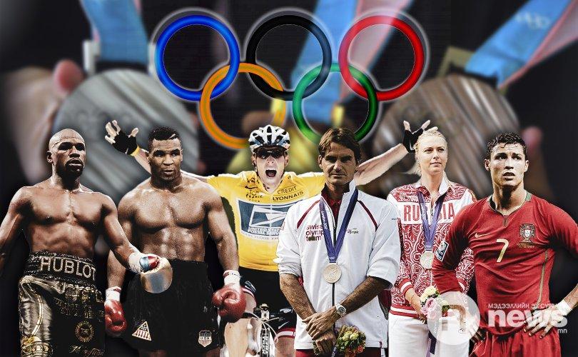 Олимпийн алтан медаль хүртэж үзээгүй  ДОМОГТ ТАМИРЧИД
