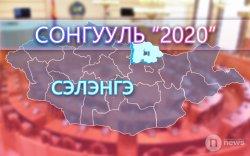 Сонгууль 2020: Сэлэнгэд МАН амбицтай, АН аядуу байна