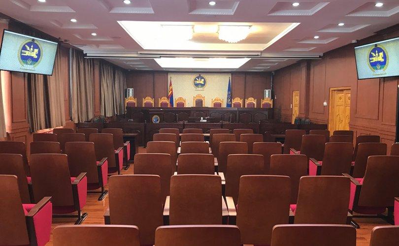 Үндсэн хуулийн цэц ирэх долоо хоногт хуралдана