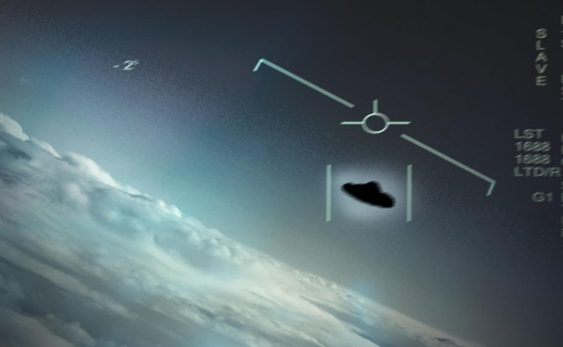 Пентоган үл таних нисдэг биетийн бичлэгийг албан ёсоор ил болгов