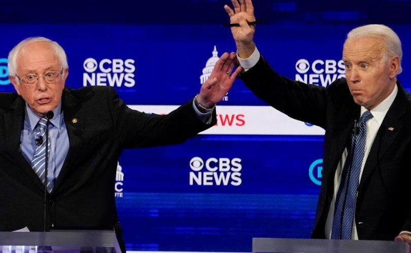 """""""Трампыг ялахын тулд Жо Байдентай хамт тэмцэнэ"""""""