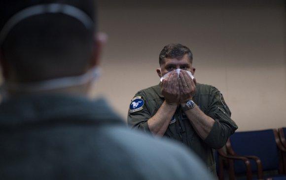 Пентагон цэргүүддээ юугаар ч хамаагүй маск хийж зүүхийг тушаалаа