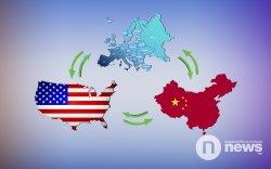 АНУ, Хятад, Европын харилцаа ээдрээтэй байдалд оржээ