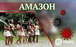 Амазоны уугуул омогт коронавирусийн анхны тохиолдол бүртгэгджээ
