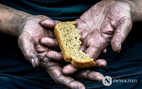 Дэлхийн нэн ядуусын тоо 60 саяд хүрнэ