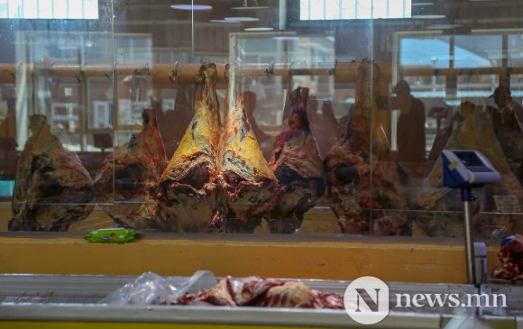 БНХАУ руу 3000 тонн адууны мах экспортолжээ