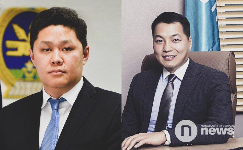 Монголбанкны Тэргүүн Дэд Ерөнхийлөгч, Дэд Ерөнхийлөгч нарыг томиллоо