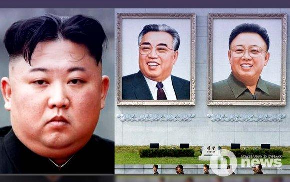 Хойд Солонгос удирдагчдынхаа хөргийг буулгасан нь анхаарал татав