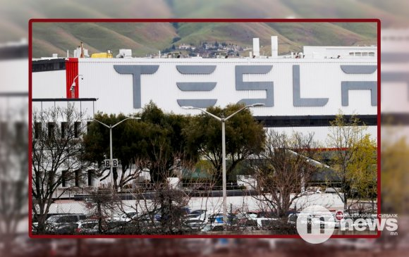 Элон Маск хөл хориог зөрчин үйлдвэрээ нээлээ