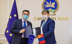Европын холбоо Монголд 50.8 сая еврогийн дэмжлэг үзүүлнэ