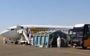 170 зорчигчтой Москва-Улаанбаатар чиглэлийн онгоц газардлаа