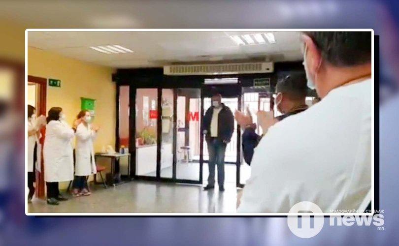 Өвчтэй хүмүүсийг эмнэлэгт хүргэдэг жолоочид хүндэтгэл үзүүлжээ