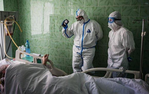 Covid-19: ОХУ-д халдвар авагсдын тоо 350 мянга давлаа