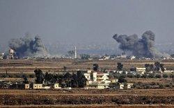 Израилын агаарын хүчин Сирид агаарын цохилт өгчээ