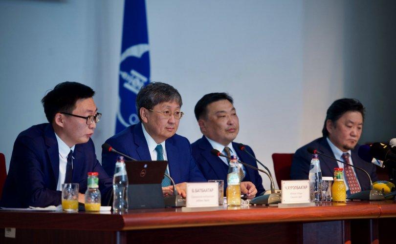 """""""Монгол Улс саарал жагсаалтаас хасагдах нөхцөлөө хангалаа"""""""