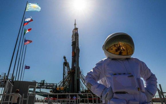 АНУ-ын сансрын нисэгч Союз хөлгөөр хөөрнө