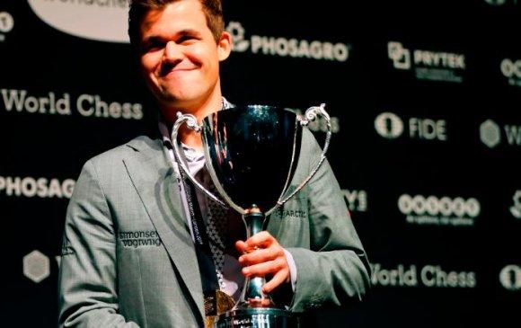 Магнус Карлсен 1 сая долларын шатрын цуврал тэмцээн зохион байгуулна