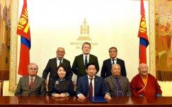 Монгол Улсын Үндсэн хуульд оруулсан нэмэлт, өөрчлөлт мөрдөгдөж эхэлснийг мэдээллээ