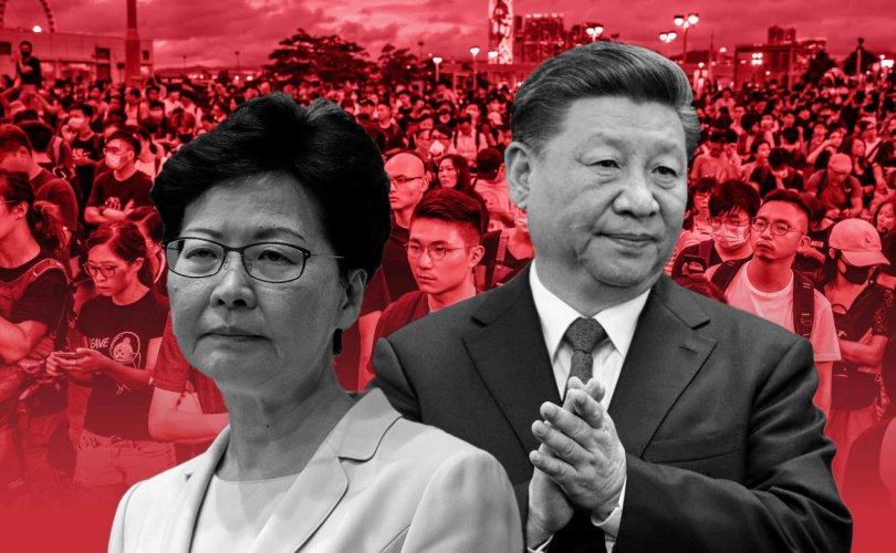 Хятадын парламент Хонгконгийн аюулгүй байдлын тухай хуулийн төслийг баталлаа