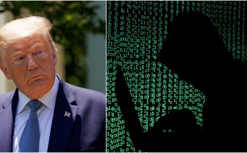 Хар вебийн хакерууд Трампаас 42 сая ам.доллар нэхлээ
