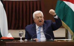 Палестин АНУ, Израилтай бүх хэлэлцээрээ цуцаллаа
