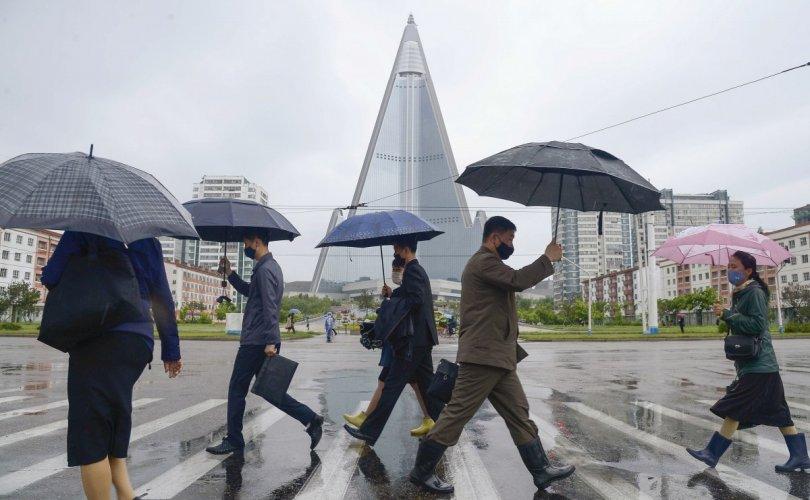 Их Британи Хойд Солонгос дахь Элчин сайдын яамаа хаалаа