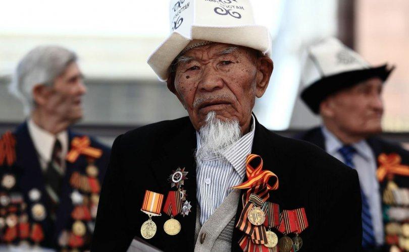 Хоёрдугаар дайн: Киргизүүдийн дурдагдаагүй гавьяа