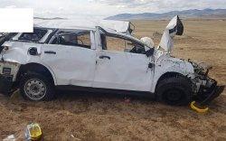 Зам тээврийн ослоор долоон хүн амиа алдав