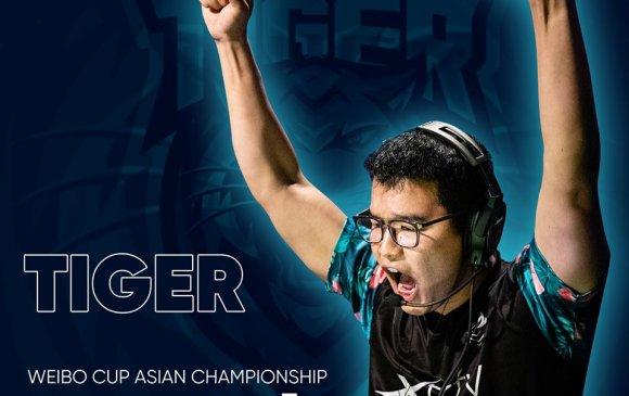 Монголын Tiger баг дахин цахим спортын Азийн аварга боллоо