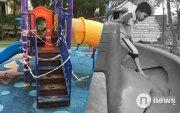 АНХААР: Улаанбаатарт аюулгүй тоглоомын талбай алга!