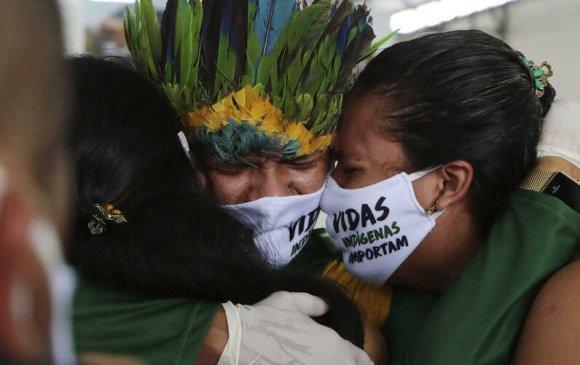 Covid-19: Бразилд хоногт 15 мянга гаруй шинэ тохиолдол бүртгэгдэв
