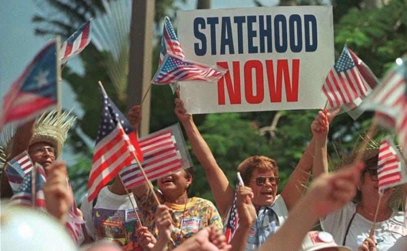 Пуэрто-Рикочууд АНУ-ын 51 дэх муж болох эсэхээ арваннэгдүгээр сард шийднэ
