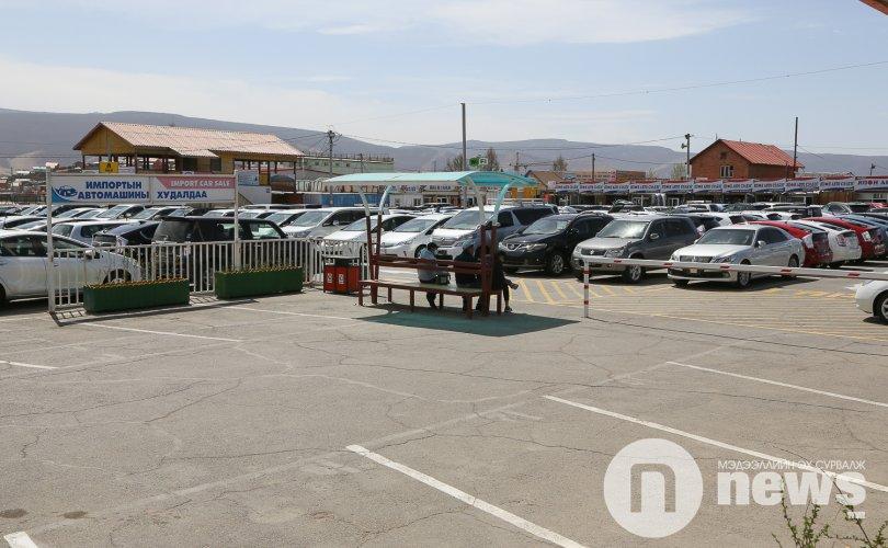 Автомашины борлуулалт, иргэдийн худалдан авалт эрс буурчээ