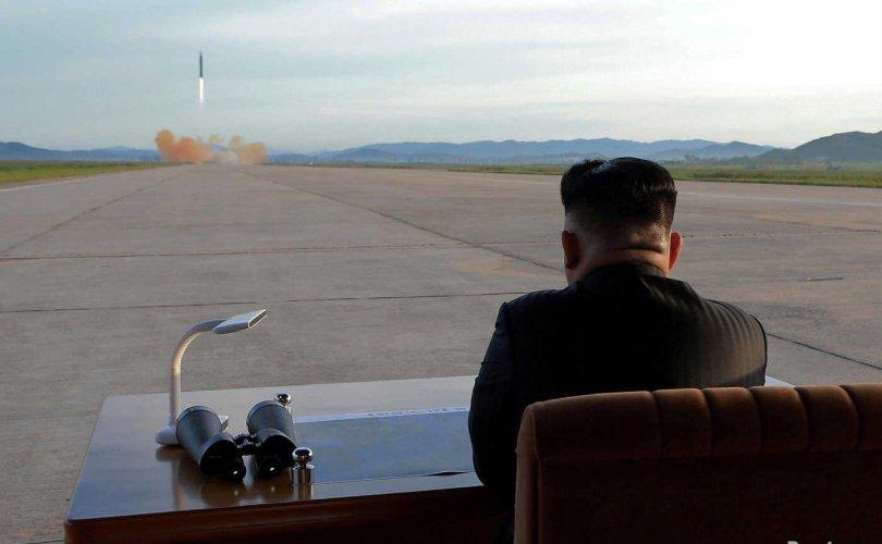 Хойд Солонгос пуужин хөөргөх шинэ талбай ашиглалтад орох дөхжээ