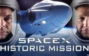 NASA, SpaceX-ийн хамтарсан түүхэн нислэг цаг агаарын улмаас хойшлогдлоо