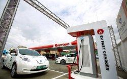 Цахилгаан автомашин түргэн цэнэглэх Монголын анхны станц ашиглалтад бүрэн орлоо