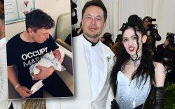Илон Маск хүүхдийнхээ нэрийг өөрчилжээ