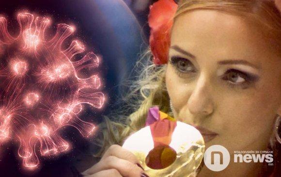 Covid-19: Олимпийн аварга Татьяна Навка халдвар авчээ